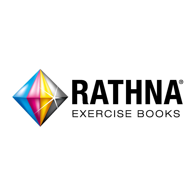 Rathna Exercise Book - Logo
